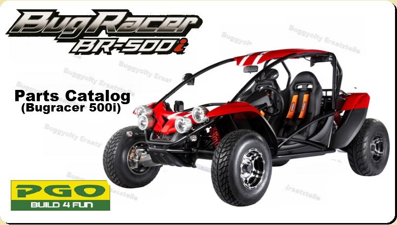 buggycity ersatzteile f r den pgo bugracer 500 buggy. Black Bedroom Furniture Sets. Home Design Ideas