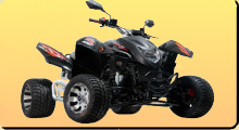 Adly 500 Supermoto Quad